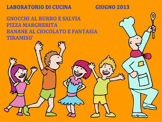 GGDA子どものためのイタリア料理教室
